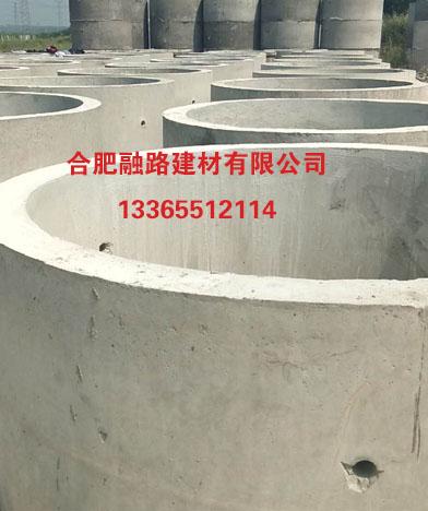 水泥涵管生产